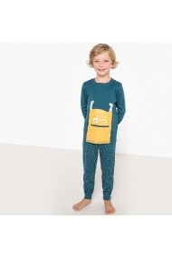 Pijama La Redoute Collections GET496 bleumarin
