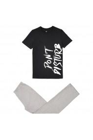 Pijama La Redoute Collections GET497 negru