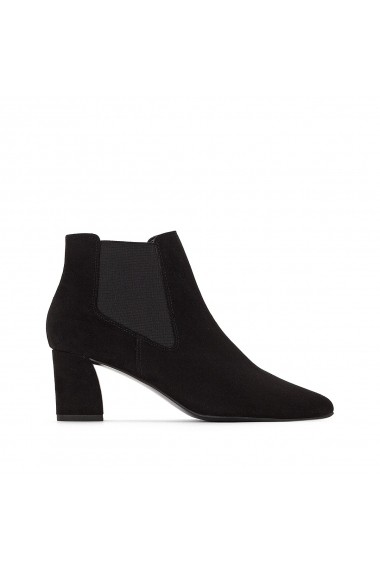 Botine La Redoute Collections GEZ104 negru