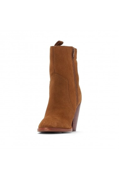 Botine La Redoute Collections GFE509 bej