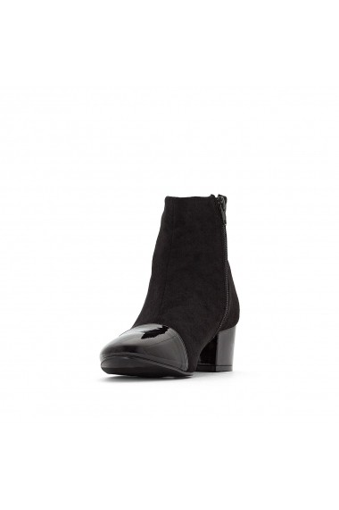 Botine La Redoute Collections GFC287 negru