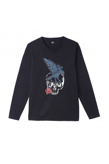 Bluza La Redoute Collections GEX547 negru - els