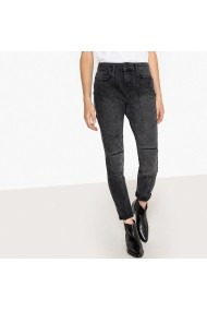 Jeans La Redoute Collections GFH322 negru