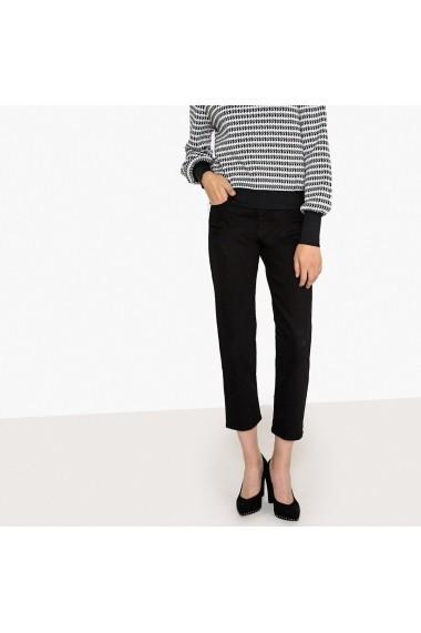 Jeans La Redoute Collections GFH376 negru