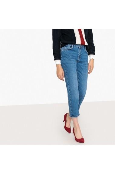 Jeans La Redoute Collections GFH376 gri - els