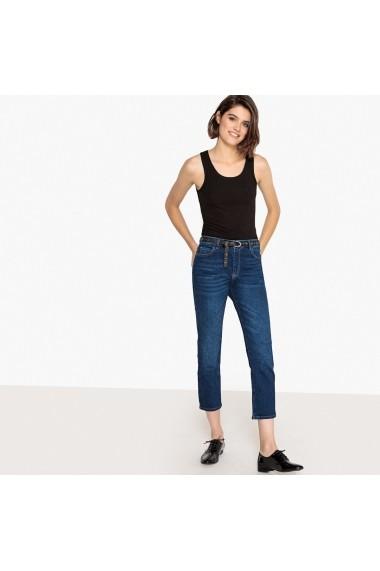 Jeans La Redoute Collections GFH376 bleumarin
