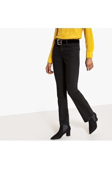 Jeans La Redoute Collections GFH386 negru