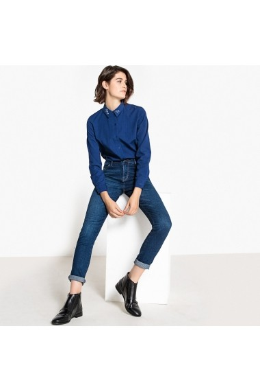 Jeans La Redoute Collections GFH389 bleumarin