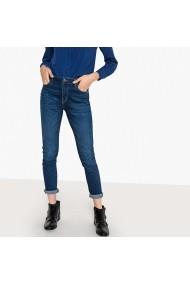 Jeans La Redoute Collections GFH389 bleumarin - els