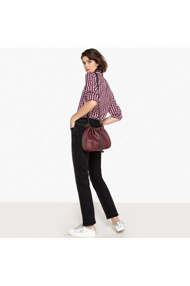 Jeans La Redoute Collections GFI623 negru