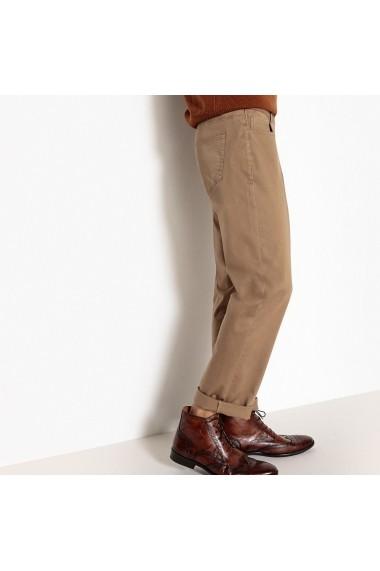Pantaloni La Redoute Collections GFB830 bej