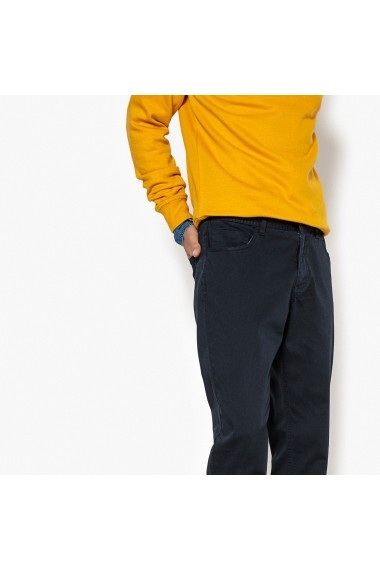 Pantaloni La Redoute Collections GFB830 bleumarin