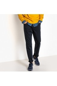 Pantaloni La Redoute Collections GFB830 bleumarin - els