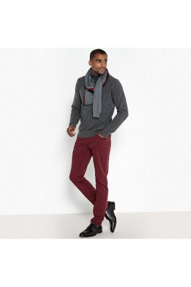 Pantaloni La Redoute Collections GBD431 bordo