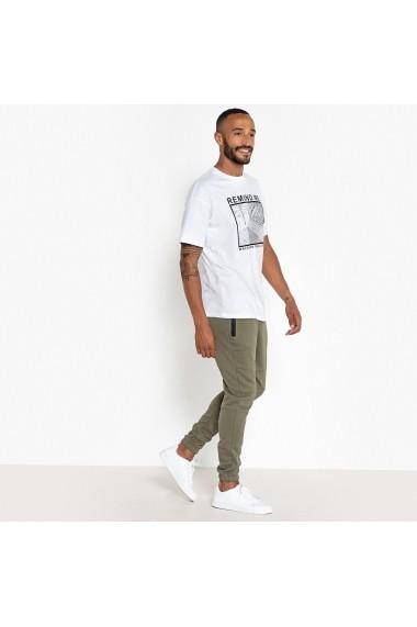Pantaloni La Redoute Collections GEX844 kaki - els