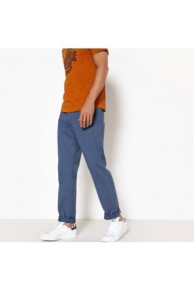 Pantaloni La Redoute Collections GEZ262 albastru