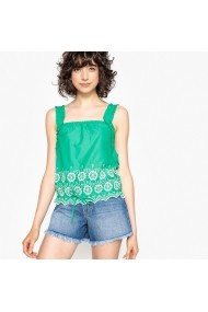 Top La Redoute Collections GEY236 verde