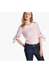 Bluza La Redoute Collections GEY667 Lila - els