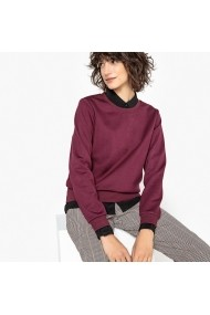 Pulover La Redoute Collections GEI196 bordo - els