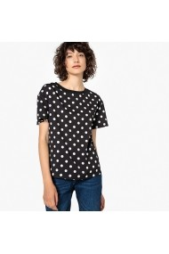 Tricou La Redoute Collections GEY682 negru