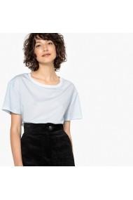 Тениска La Redoute Collections LRD-GEY688-sky_blue Син
