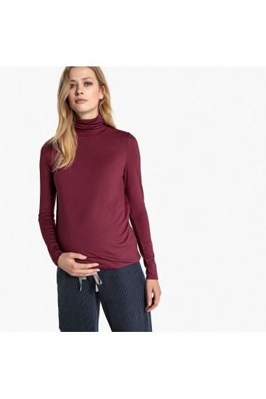 Bluza gravide La Redoute Collections GFK553 Bordo