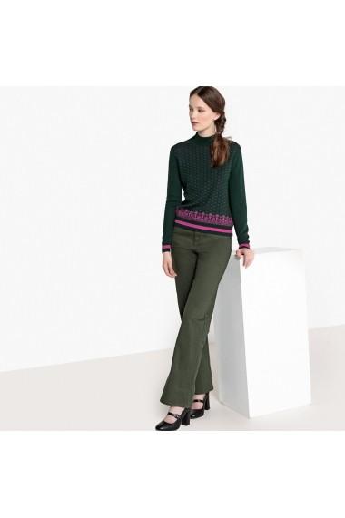 Pulover La Redoute Collections GEY107 verde - els