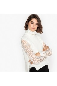 Pulover La Redoute Collections GEY524 ivory