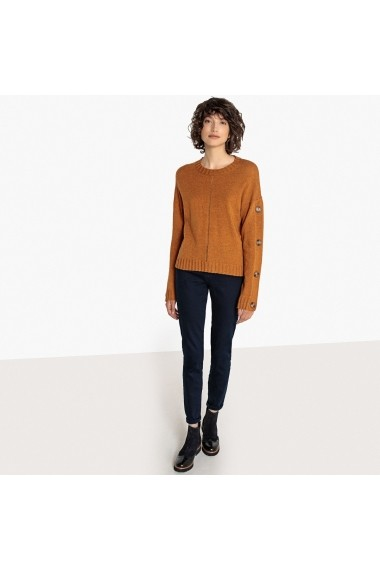 Pulover La Redoute Collections GEY668 maro