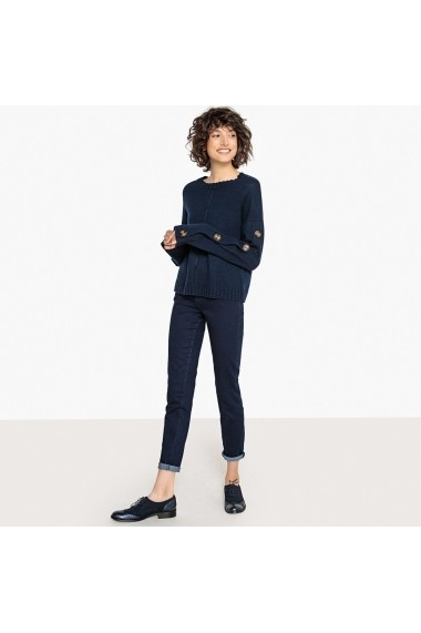 Pulover La Redoute Collections GEY668 bleumarin