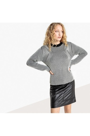 Pulover La Redoute Collections GFC083 negru