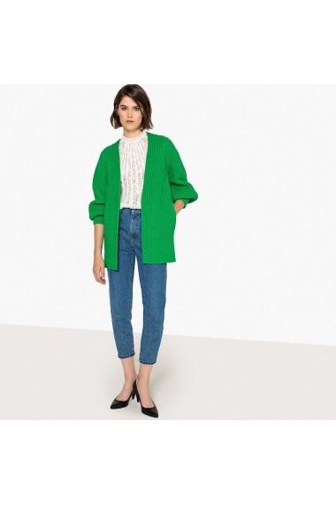 Cardigan La Redoute Collections GEY803 verde