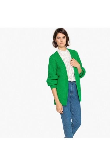 Cardigan La Redoute Collections GEY803 verde - els