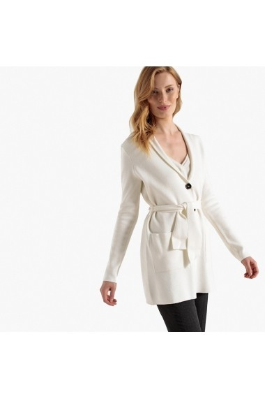 Cardigan La Redoute Collections GEY816 ivory