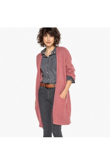 Cardigan La Redoute Collections GDD582 roz