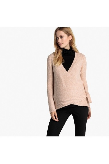 Cardigan La Redoute Collections GFK619 roz