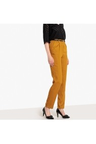 La Redoute Collections Nadrág LRD-GEX479-camel Barna