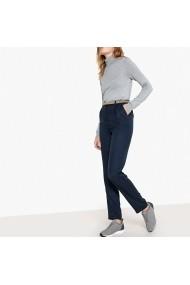 Pantaloni La Redoute Collections GEX479 bleumarin