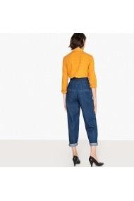 Pantaloni La Redoute Collections GFA578 bleumarin - els