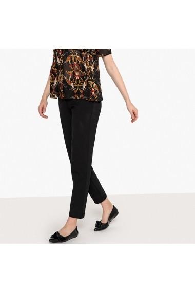 Pantaloni La Redoute Collections GFE469 negru