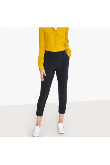 Pantaloni La Redoute Collections GEY050 bleumarin