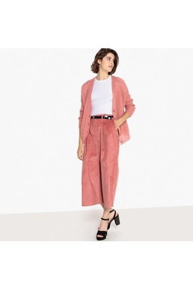 Pantaloni La Redoute Collections GFA575 roz