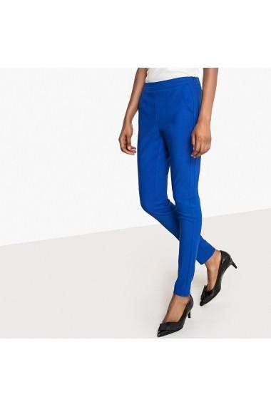Pantaloni La Redoute Collections GFB713 albastru