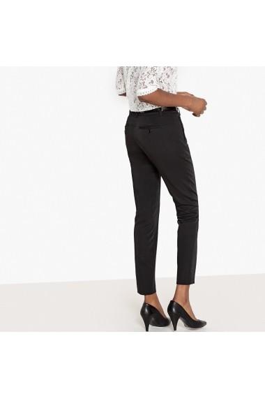 Pantaloni La Redoute Collections GFE455 negru - els