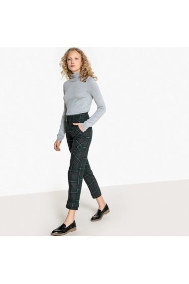 Pantaloni La Redoute Collections GFE458-green_s Verde