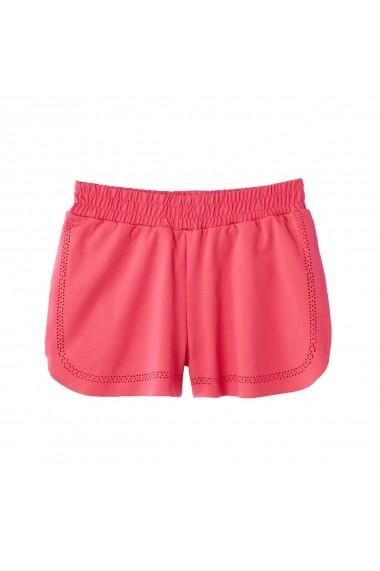 Pantaloni scurti La Redoute Collections GFG312 roz - els