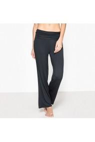 Pantaloni de pijama La Redoute Collections GFI257 negru