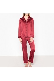 Set 2 pijamale La Redoute Collections GDB624 rosu - els