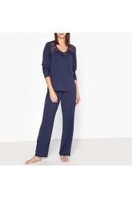 Pijama La Redoute Collections GEU034 bleumarin
