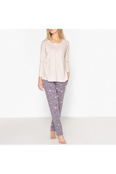 Pijama gravide La Redoute Collections GEV890 multicolor - els